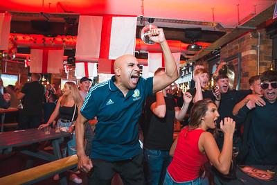 Tipsy Cow - England vs Italy Euro Final