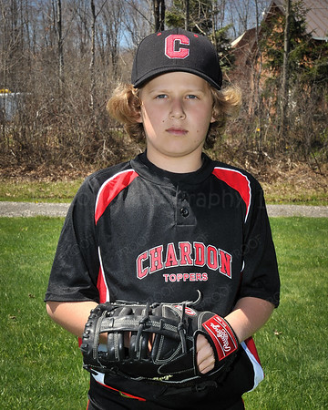 Chardon Toppers Baseball