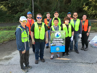 9.29.2018 National Public Lands Day Cleanup in Patapsco Valley State Park