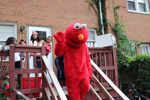 Happy 1st Birthday Taj love Elmo