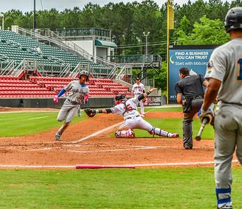 5-12-19 Carolina Mudcats Game