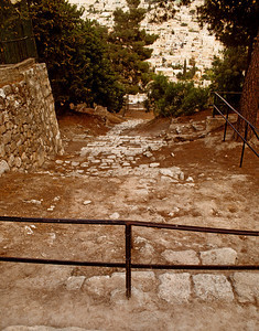 Jerusalem Christian sites