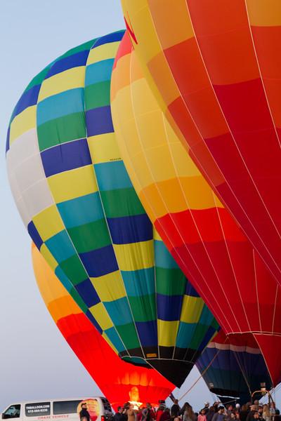 2016 05 Franklin Hot Air Balloon Festival