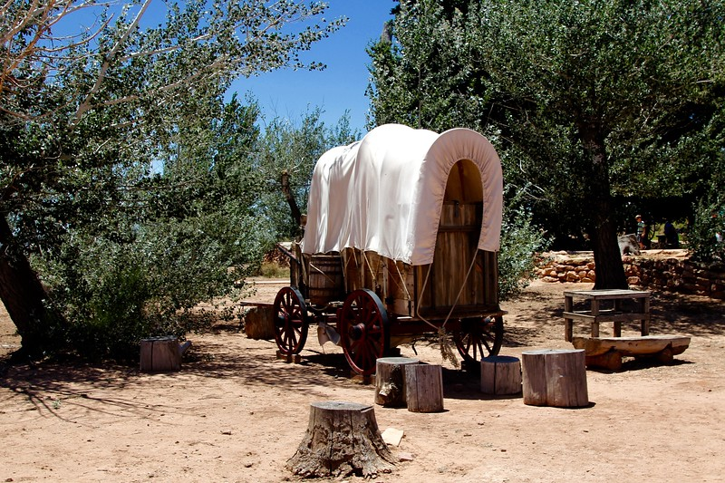 covers wagon.