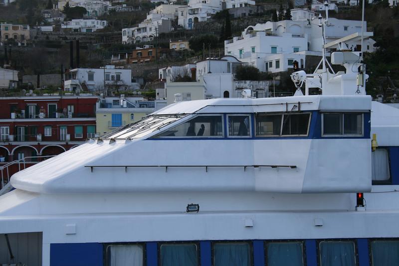 2009 - HSC ISOLA DI PROCIDA in Capri : the bridge.