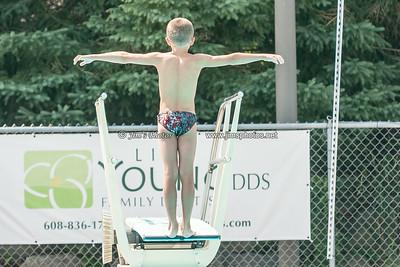 Swim - 2014 All-City Dive 10 & Under Boys