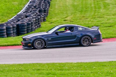 6-6-19 SCCA TNiA Pitt Race Interm Blk Mustang 76