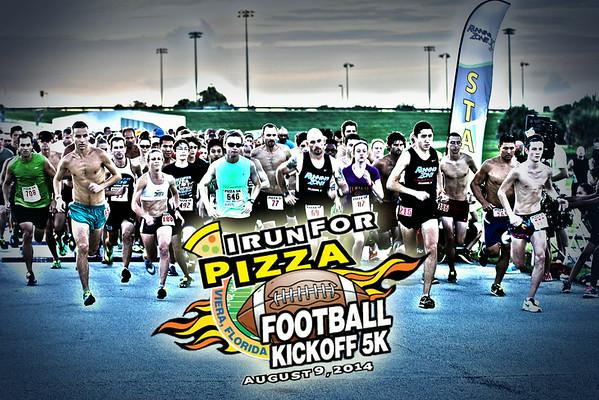 Pizza Run 2014