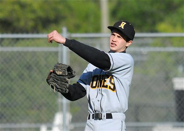 2010 Jones Baseball