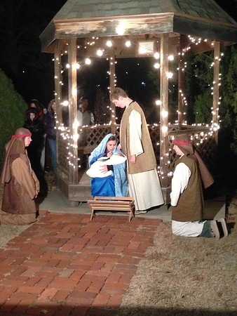 Christmas Under the Stars 2014