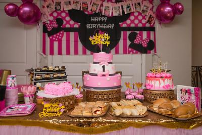 Isabella's 1st Birthday 10-2020