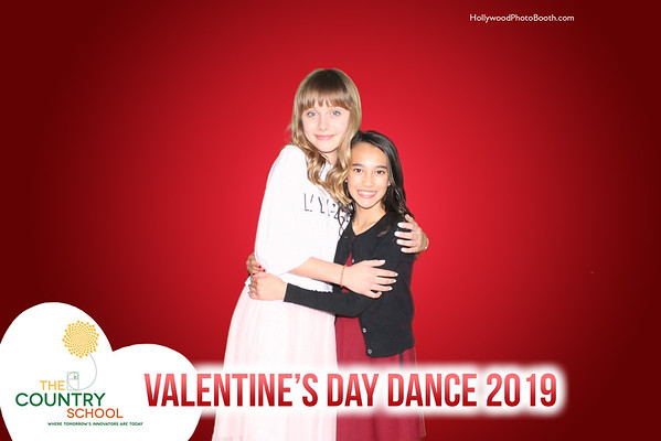 The Country School Valentine's Day Dance