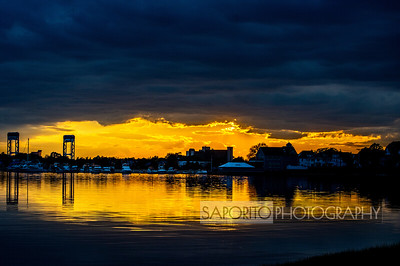 East Boston Sunset