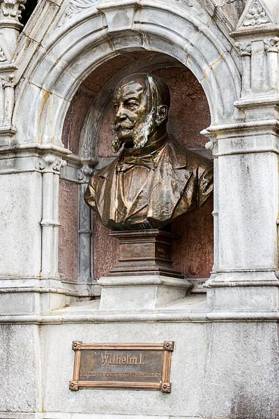Kaiser Wilhelm I, Bad Gastein, Austria