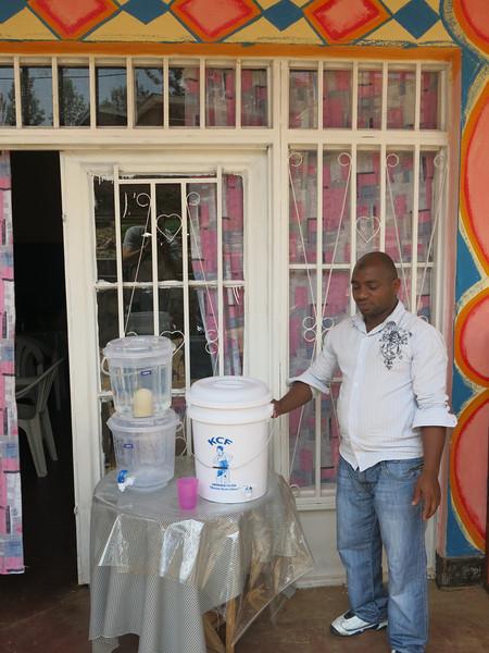 Safe Water Rwanda