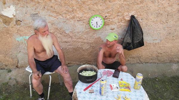 Slavic rural pastime