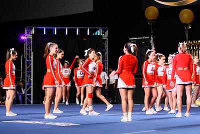 Ohio State All Girl Cheerleaders Cheer Power Northeast National Championships Columbus 04-06-08 PM