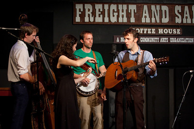 Kathy Kallick/49er Special Freight and Salvage  May 16,2009