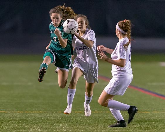 2018-10-30 | Girls HS Soccer | Central Dauphin vs. Ephrata (District 3 Semis)