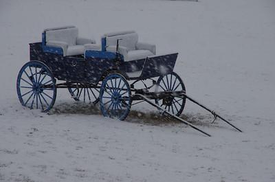 Cariboo winter holiday