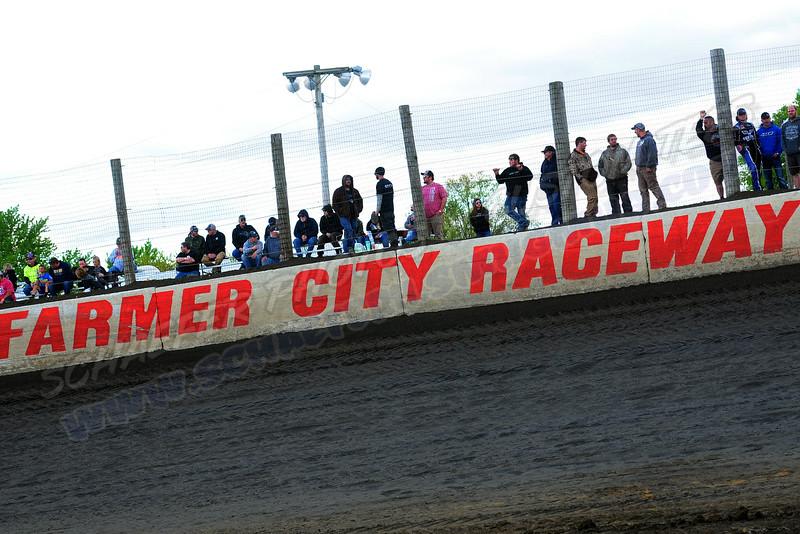Farmer City Raceway May 10, 2019