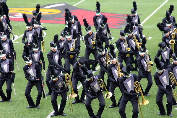 State Marching Band Prelims NCWHS