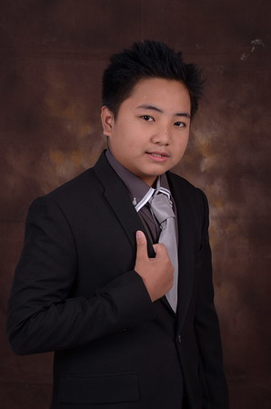 Formal Shots of Graduates SY 2014-2015
