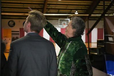 Temple Grandin Campus Tour 4-4-19