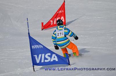 Boreal Slalom 1/30/2012 JV Men