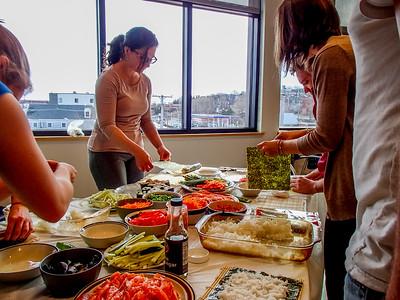 GMRI Sushi Night 4-14-2015