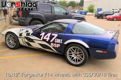 Jason McCall C4 Corvette