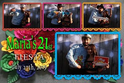 Maria's Feista