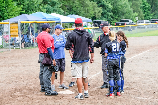 Lady Lightning Fastpitch 7/22/18