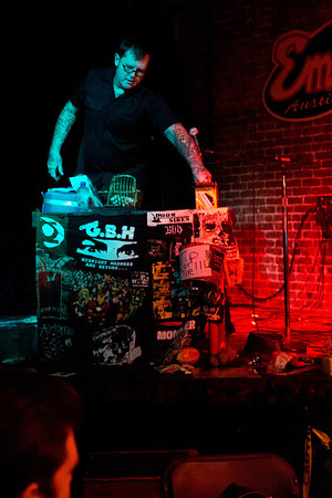 Punk Rock Bingo (and proposal)