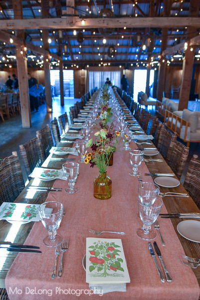 """""""Soil-to-Plate"""" Dinner curated by Alice Waters"""