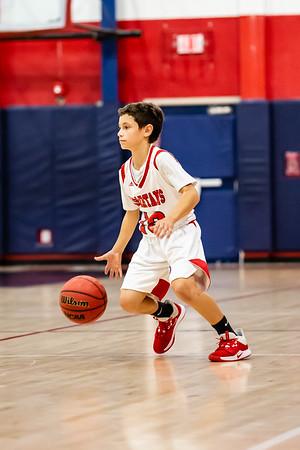 2019-20 Middle School Varsity Basketball