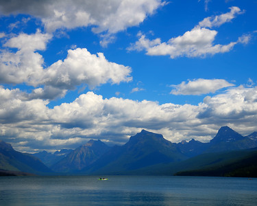 Glacier National Park - Lake McDonald