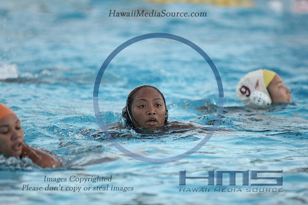Campbell Girls Water Polo - Cas 3-19-14