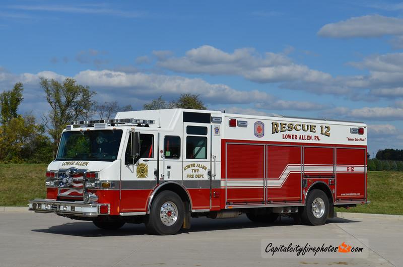 Lower Allen Rescue 12: 2013 Pierce Velocity