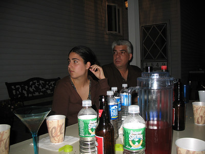 Raymond and Teresa's Block Party