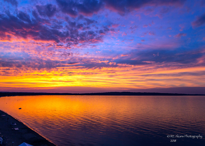 Grand Traverse Bay Sunset 9675.jpg