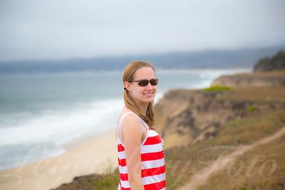 2014 June Ashlee Birthday California Coast
