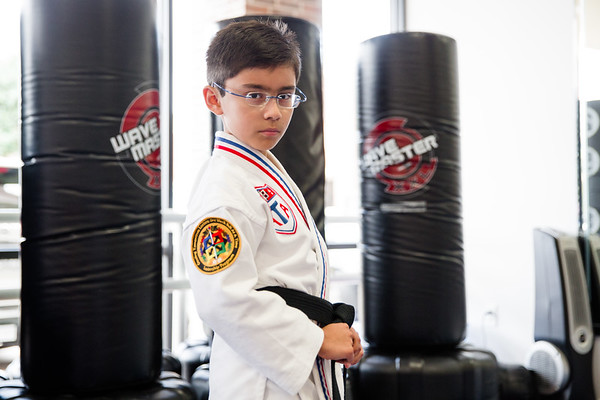 I am a Black Belt - Nico Martinez