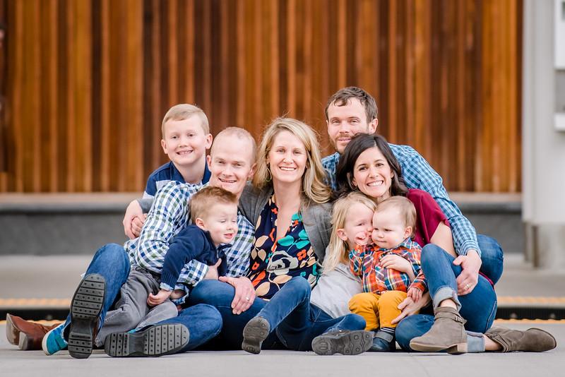 Herter-McKae families