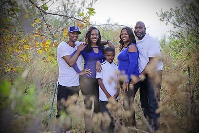 Tewanna and Malieka's Family