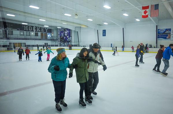 Ice Skating  - All Seasons Arena