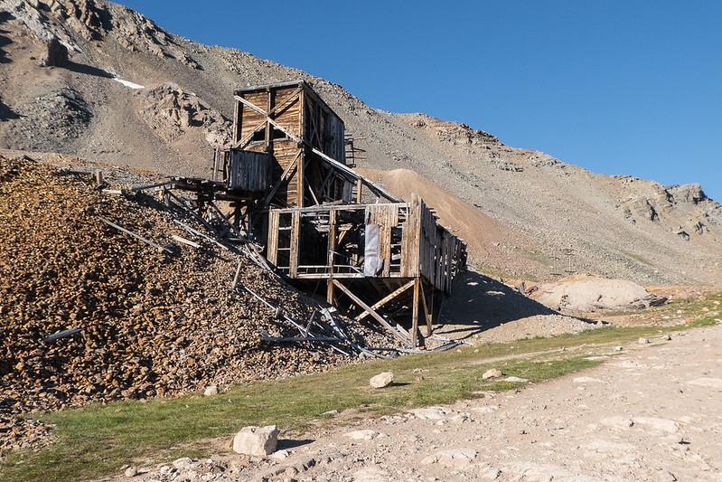 North London Mine (gold, silver, lead)