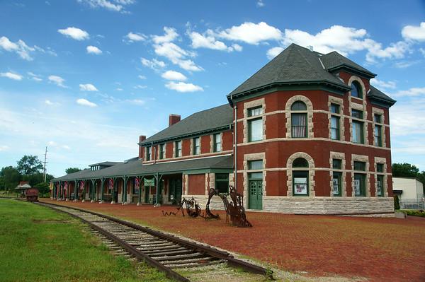 Missouri Depots