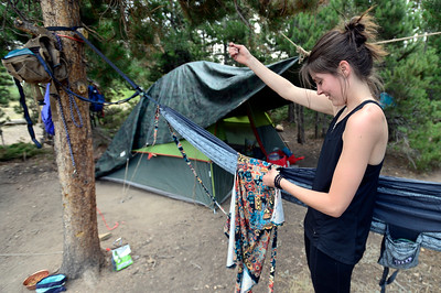Photos: West Magnolia Camping Outside Nederland