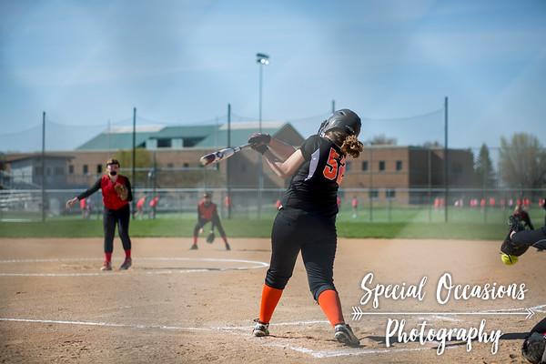 Delano School Softball 5-7-19